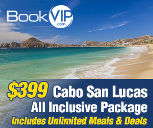 Cabo Vacation Package