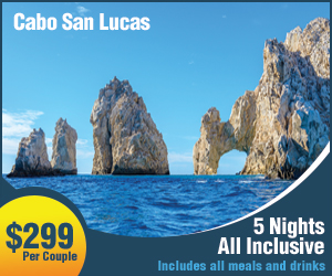 Cabo San Lucas 300 by 250