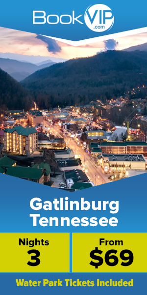Gatlinburg Tennessee Vacation Package