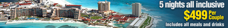 Cancun Vacation Package