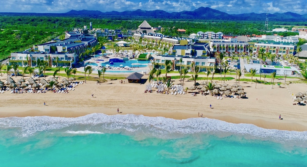 Flash Sale - 5 Nights at the Luxury Adult Punta Cana with Unlimited Meals and Premium Drinks Included Now: $599 Per Couple.