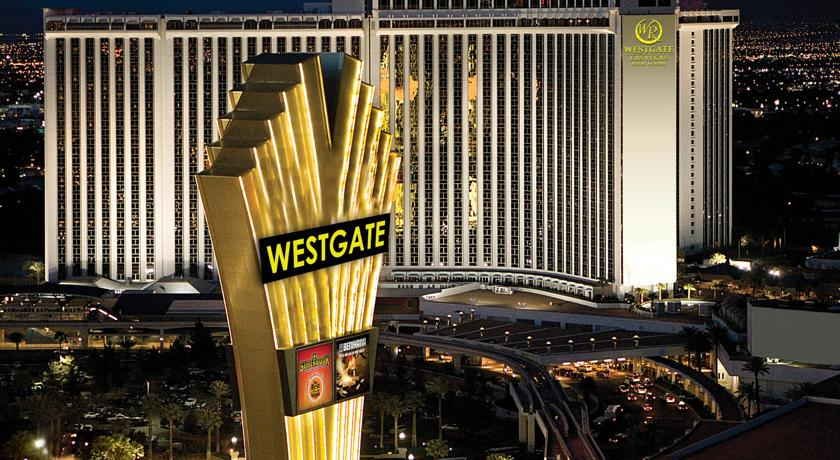 Flash Sale - 3 Nights at Westgate Las Vegas with $100 in Casino Chips Included at Check-in Now: $99.