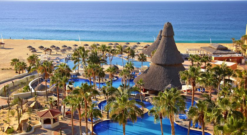 Flash Sale - 5 Nights in a Suite at Sandos Finisterra Los Cabos, with Unlimited Meals and Premium Drinks Included, Now: $599 Per Couple.