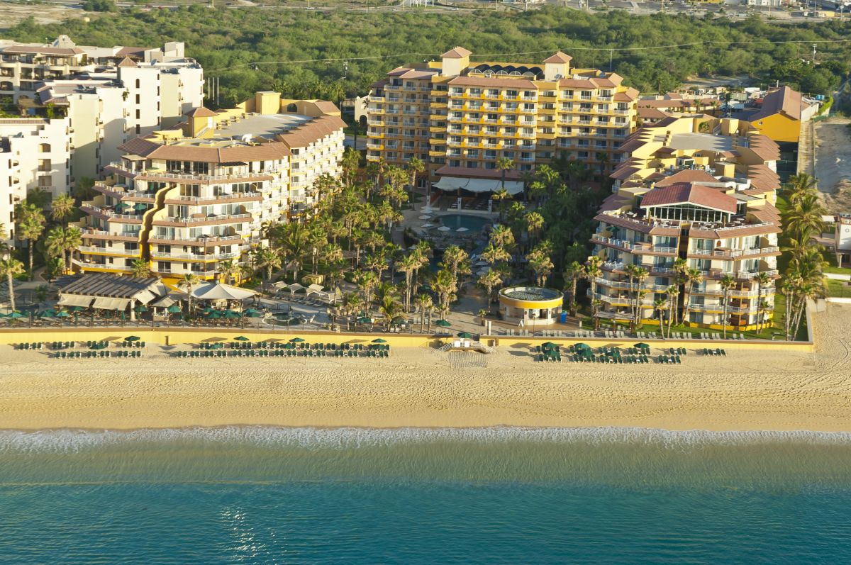 Flash Sale - 5 Nights in a Villa Suite at the 5 Star Cabo Beach Resort with Unlimited Meals and Premium Drinks Included Now: $499 Per Couple.