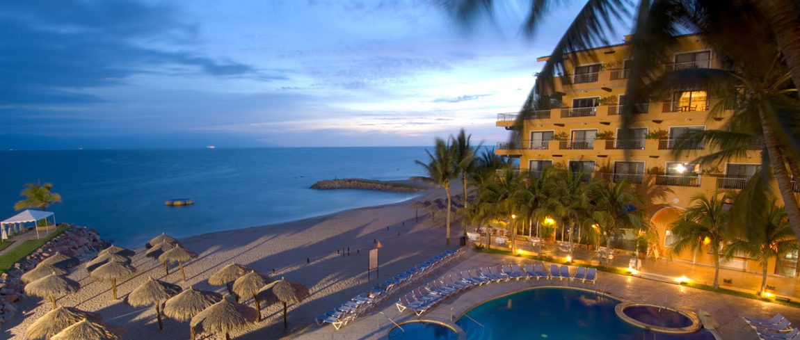 Flash Sale - 5 Nights in Villa Suite at the Vallarta Beach Resort with All Meals and Premium Drinks Included Now: $399 Per Couple.